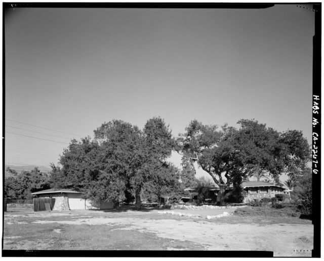 Pitzer Ranch, Bounded by Base Line Road, Paoua & Towne Avenues, Claremont, Los Angeles County, CA