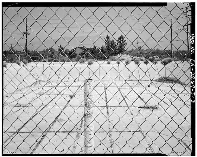 Pitzer Ranch, Reservoir, Southwest Corner of Base Line Road & Padua Avenue, Claremont, Los Angeles County, CA