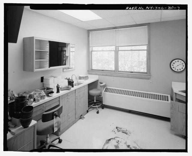 Plattsburgh Air Force Base, Dental Clinic, Connecticut Road, Plattsburgh, Clinton County, NY
