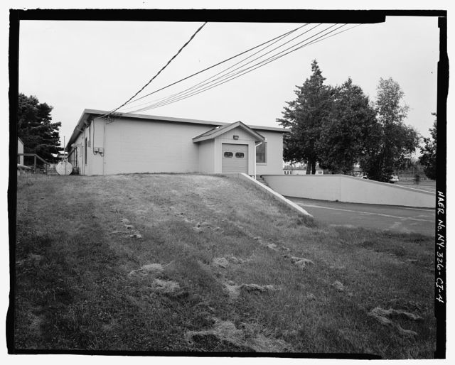 Plattsburgh Air Force Base, Squadron Operations Building, Off Alabama Avenue, adjacent to Flightline Apron, Plattsburgh, Clinton County, NY