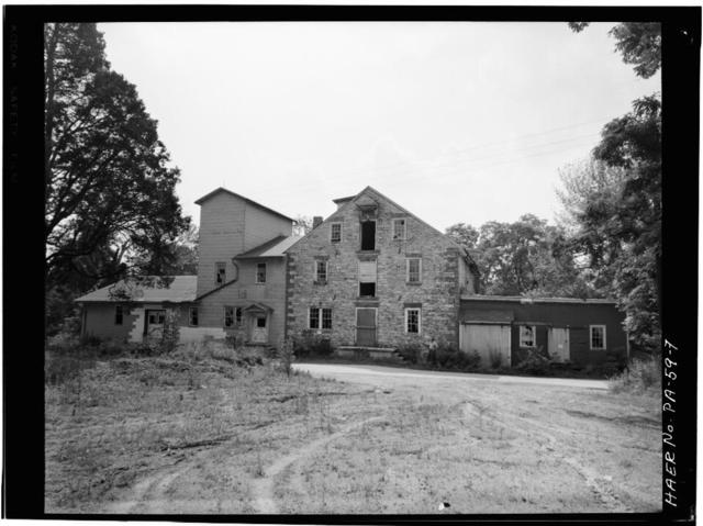 Pleasant Valley Roller Mill, Gruber Road, Bernville, Berks County, PA