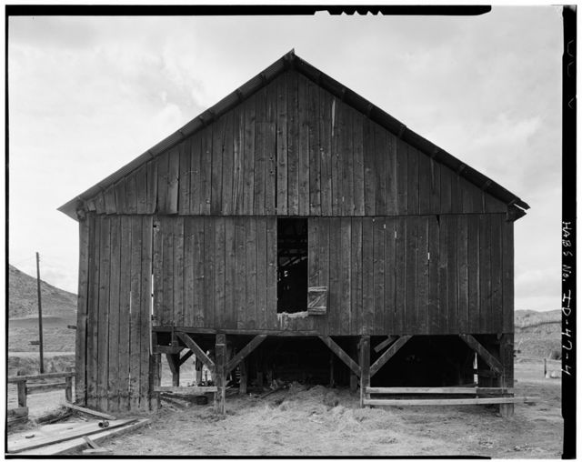 Plowman Sawmill, North bank of Payette River, Montour, Gem County, ID