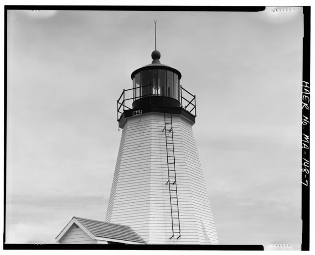 Plymouth Light, Gurnet Point, Plymouth, Plymouth County, MA