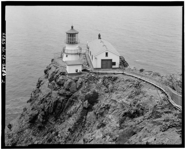 Point Reyes Lighthouse, Point Reyes Station, Marin County, CA