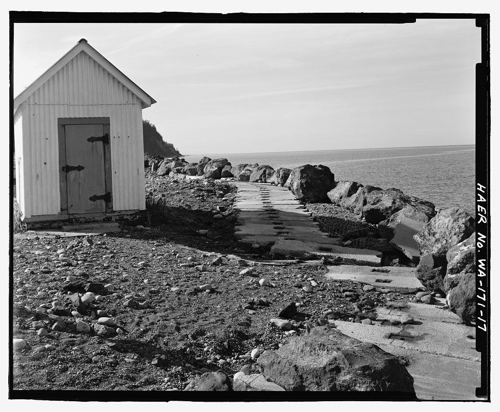 Point Wilson Light Station, Harbor Defense Way, Port Townsend, Jefferson County, WA