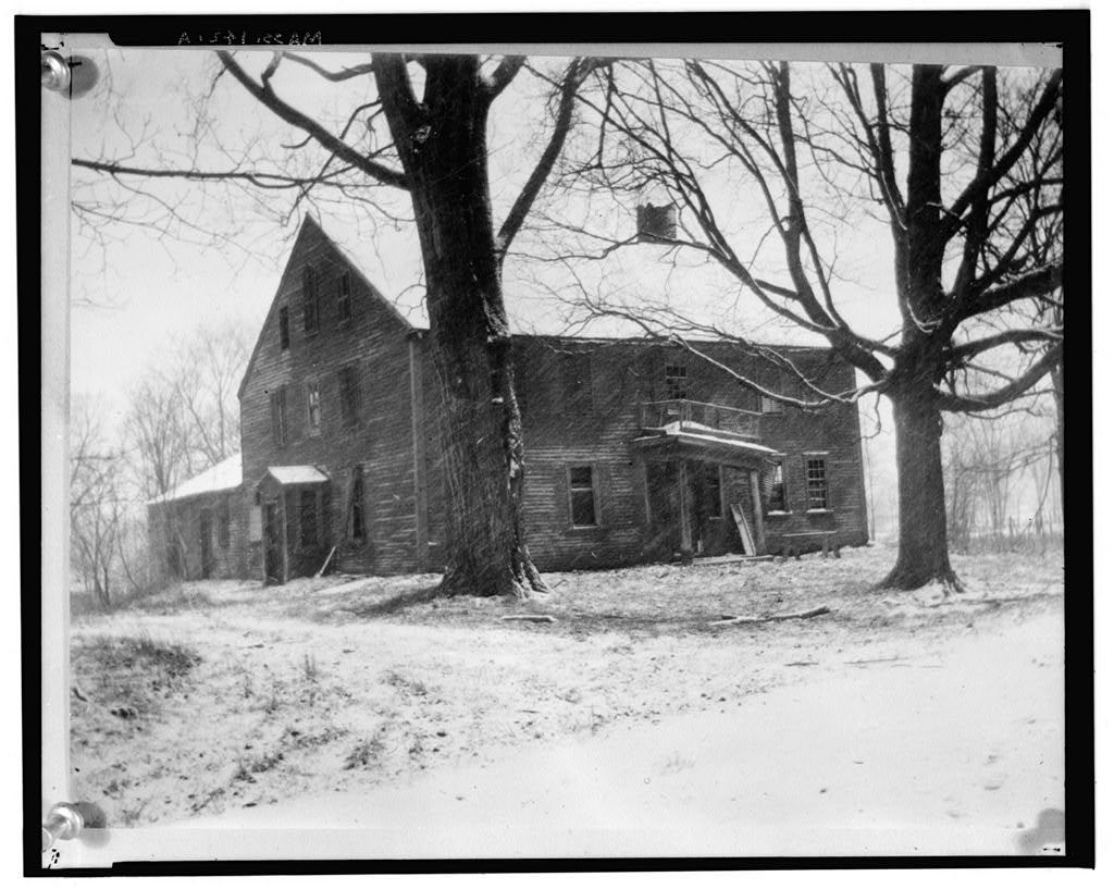 Pollard Tavern, Great Road, Bedford, Middlesex County, MA