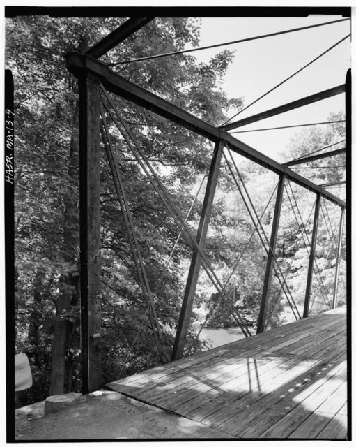 Ponakin Road Bridge, Spanning Nashua River on Ponakin Road, Lancaster, Worcester County, MA
