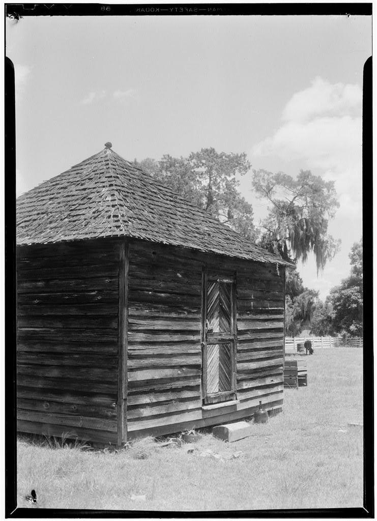 Pond Bluff, Outbuildings, Eutaw Springs, Orangeburg County, SC