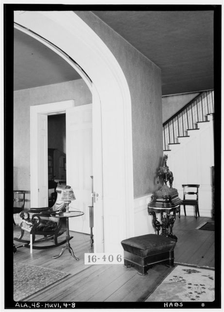 Pope-Spragins House, 407 Echols Avenue, Huntsville, Madison County, AL