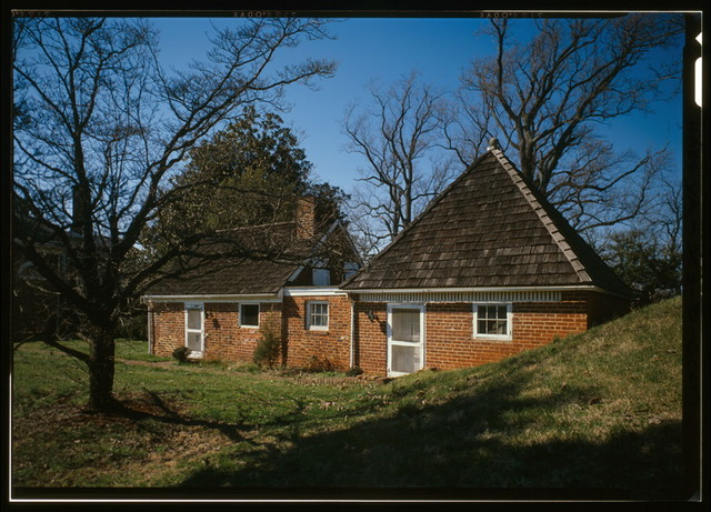 Poplar Forest, Dairy, State Route 661, Forest, Bedford County, VA