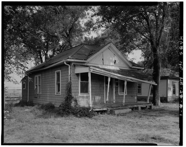 Popp-Fries House, 705 South First Street, Lincoln, Lancaster County, NE