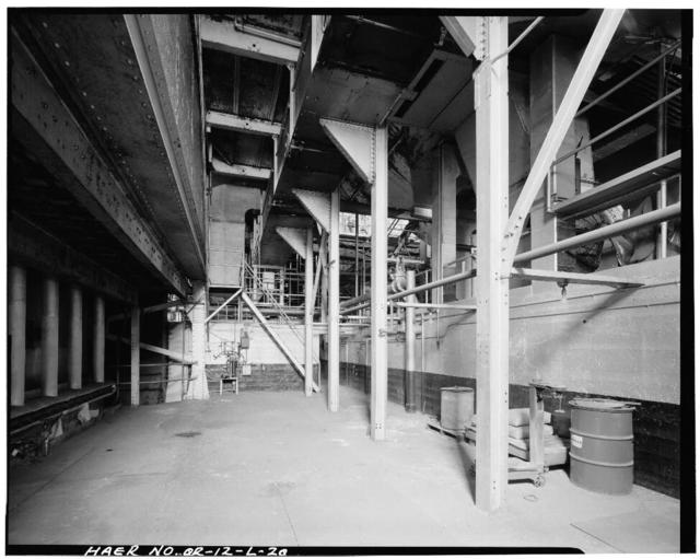 Portland General Electric Company, H.P. Boiler Room, 1841 Southeast Water Street, Portland, Multnomah County, OR