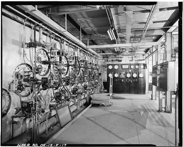 "Portland General Electric Company, Station ""L"", L.P. Boiler Room, 1841 Southeast Water Street, Portland, Multnomah County, OR"