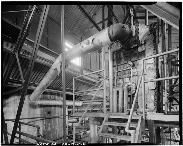 "Portland General Electric Company, Station ""L"", L.P. Boiler Room, 1841 Southeast Water Street, Portland, Multnomah County, OR"