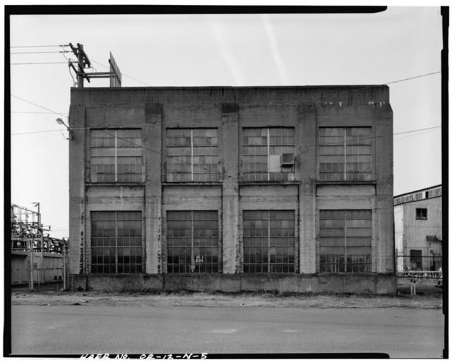 Portland General Electric Company, Stephens Substation, 1841 Southeast Water Street, Portland, Multnomah County, OR