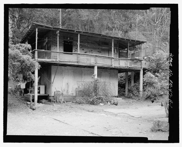 Pou Coffee Processing Structure, Casa No. 2, Highway 139, Kilometer 12, Maraguez, Ponce Municipio, PR