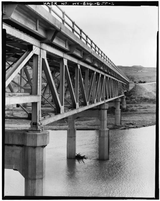 Powder River Bridge, U.S. Highway 14/16, Arvada, Sheridan County, WY