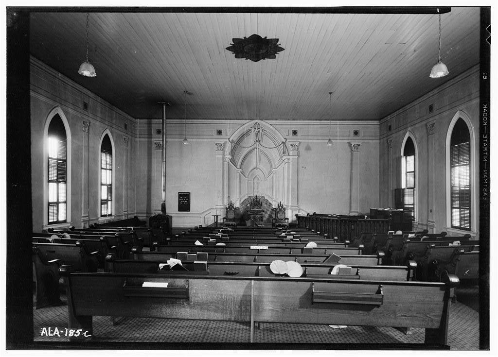 Presbyterian Church, Broad Street (State Road 28), Camden, Wilcox County, AL