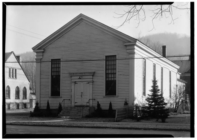 Presbyterian Church, Coudersport, Potter County, PA