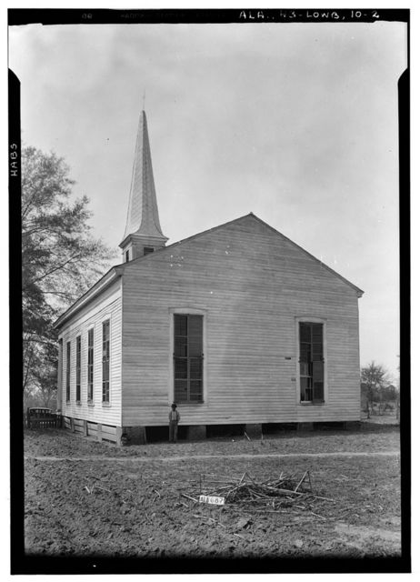 Presbyterian Church, State Highway 97 (County Road 29), Lowndesboro, Lowndes County, AL