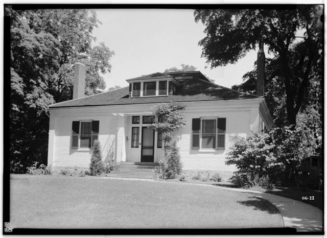 Presbyterian Parsonage, East High Street, Oxford, Butler County, OH