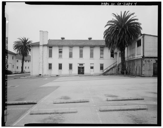 Presidio of San Francisco, Letterman General Hospital, Building No. 12, Letterman Hospital Complex, Edie Road, San Francisco, San Francisco County, CA