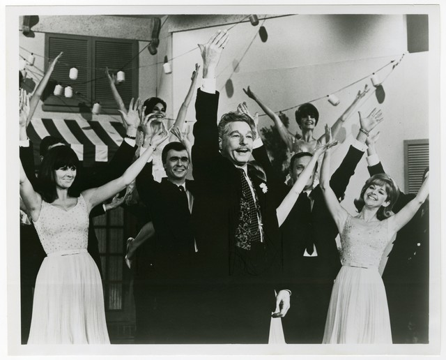 "[ Press kit for ""The Danny Kaye Show"" March 8, 1967]"
