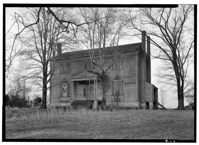 Prospect Hill, Airlie, Halifax County, NC