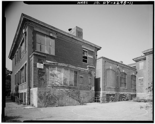 Public School No. 4, Trenchard Street, Yonkers, Westchester County, NY