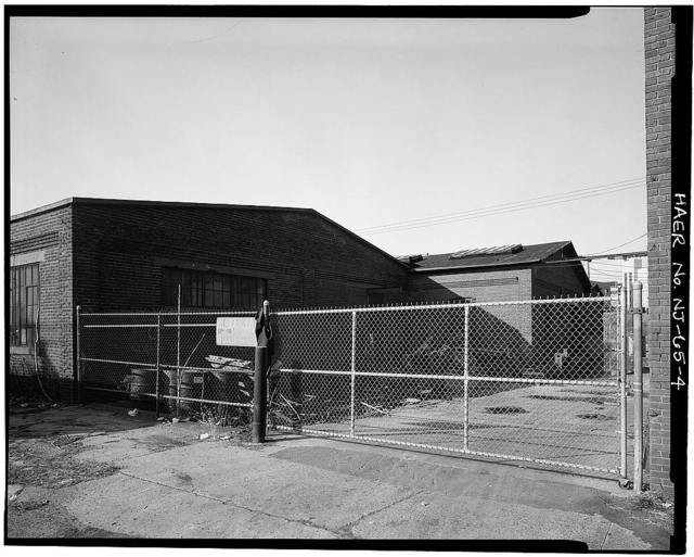Public Service Railway Company, Newton Avenue Car Shops, Bounded by Tenth, Mount Ephraim, Border & Newton Avenue, Camden, Camden County, NJ