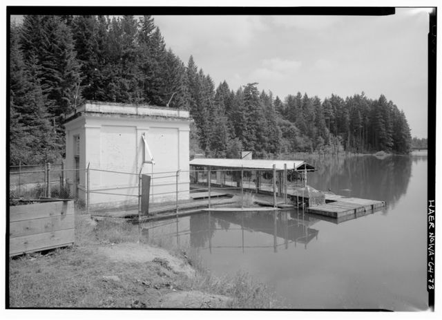 Puget Sound Power & Light Company, White River Hydroelectric Project, 600 North River Avenue, Dieringer, Pierce County, WA