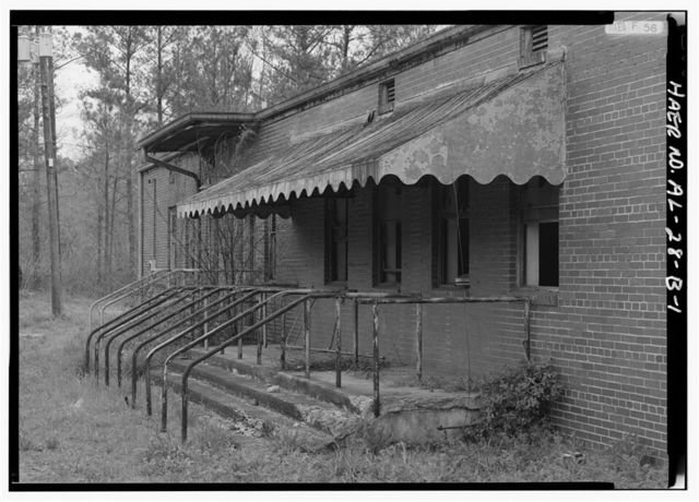 Pyne Red Ore Mine, Pay House, State Route 150, Bessemer, Jefferson County, AL