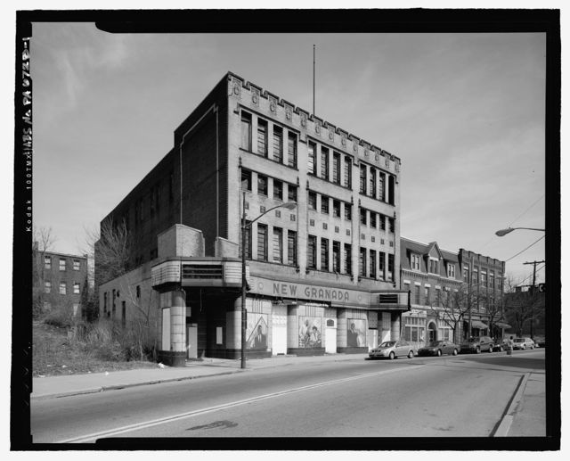 Pythian Temple, 2007-2013 Centre Avenue, Pittsburgh, Allegheny County, PA