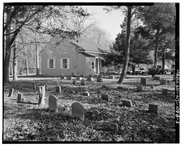 Quaker Meeting House, East Bay Avenue, Barnegat, Ocean County, NJ
