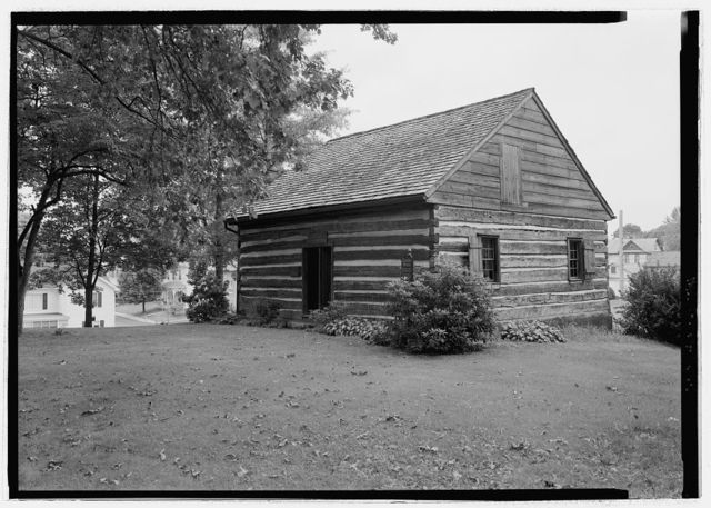 Quaker Meetinghouse, Third & South Streets, Catawissa, Columbia County, PA