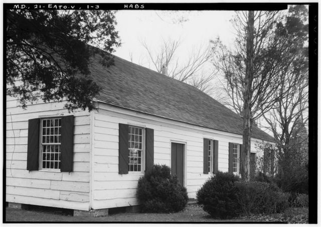 Quaker Meetinghouse, Washington Street, Easton, Talbot County, MD