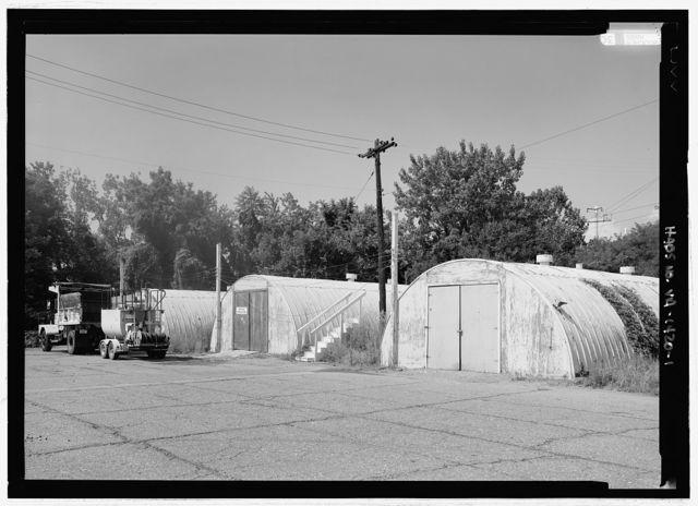 Quonset Huts, At National Airport, Arlington, Arlington County, VA