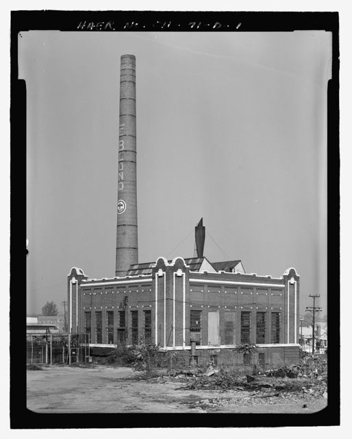 R. K. LeBlond Machine Tool Company, Power House & Outbuildings, 2980 Madison Road, Norwood, Hamilton County, OH