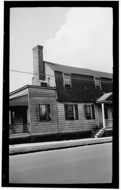 R. O'Hara House, 185 Pollack Street (moved to 512 East Front Street), New Bern, Craven County, NC