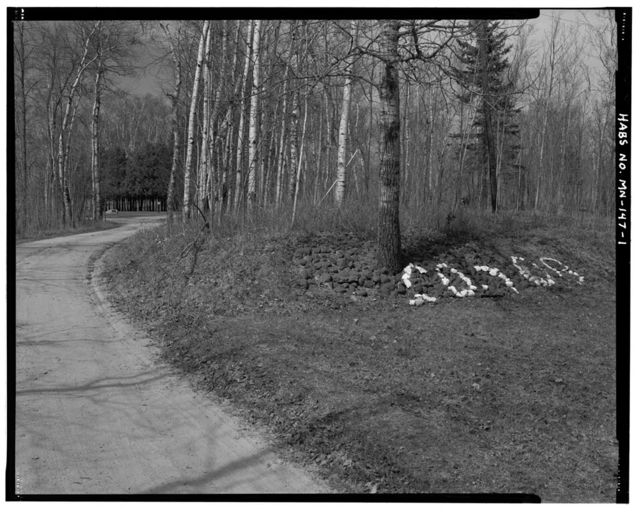 Rabideau Civilian Conservation Corps Camp, County Road 39, Blackduck, Beltrami County, MN