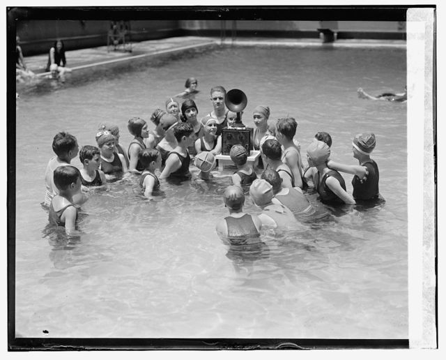 Radio wardman Pks. Pool, 7/10/24