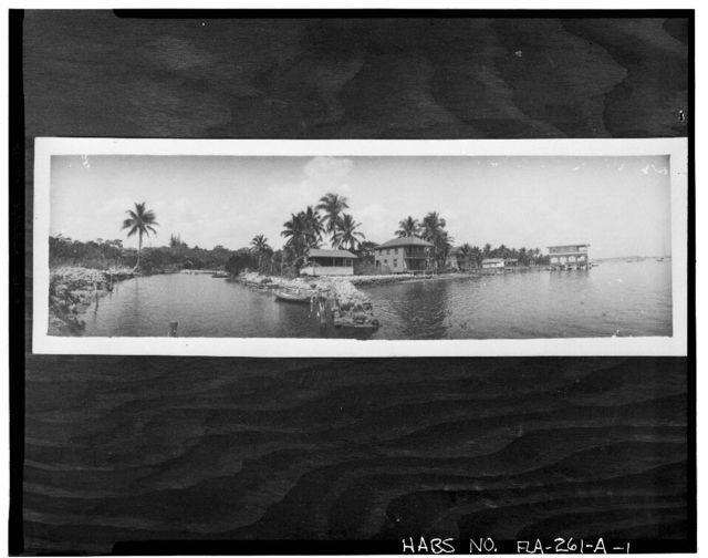 Ralph M. Munroe House, Boathouse, 3485 Main Highway (Coconut Grove), Miami, Miami-Dade County, FL