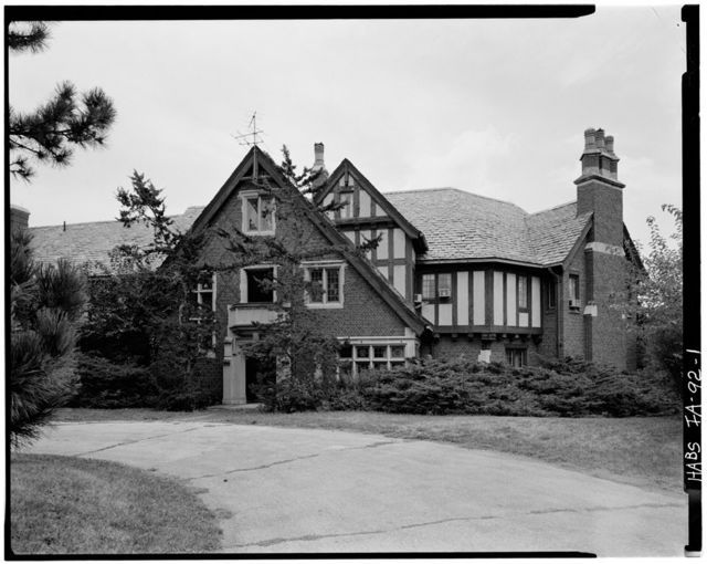 Ralph Rollins House, Des Moines, Polk County, IA