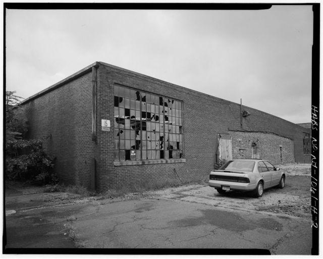 Raritan Arsenal, Machine Shop S-3-C, 2890 Woodbridge Avenue, Bonhamtown, Middlesex County, NJ