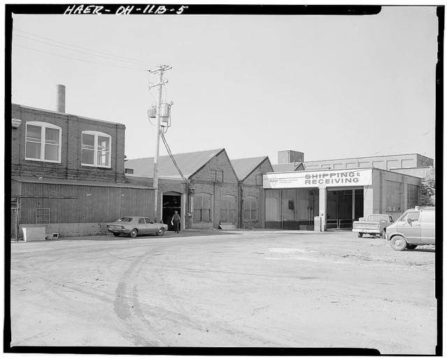 Rauch & Lang Carriage Company, West Twenty-fifth Street & Monroe Avenue, Cleveland, Cuyahoga County, OH