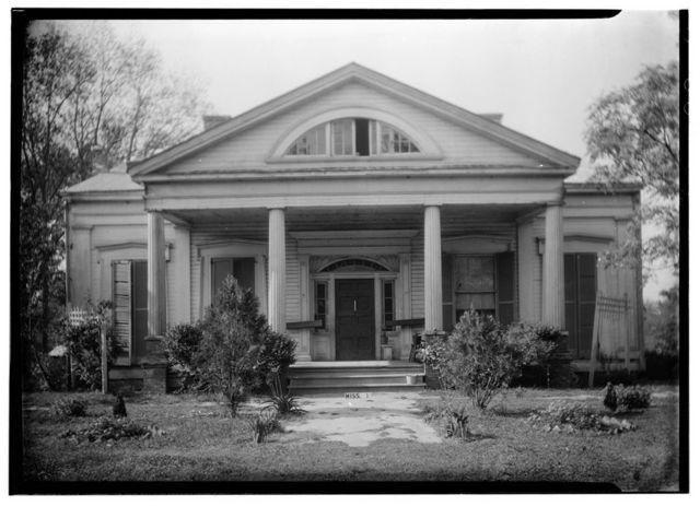 Rawlings House, Washington, Adams County, MS