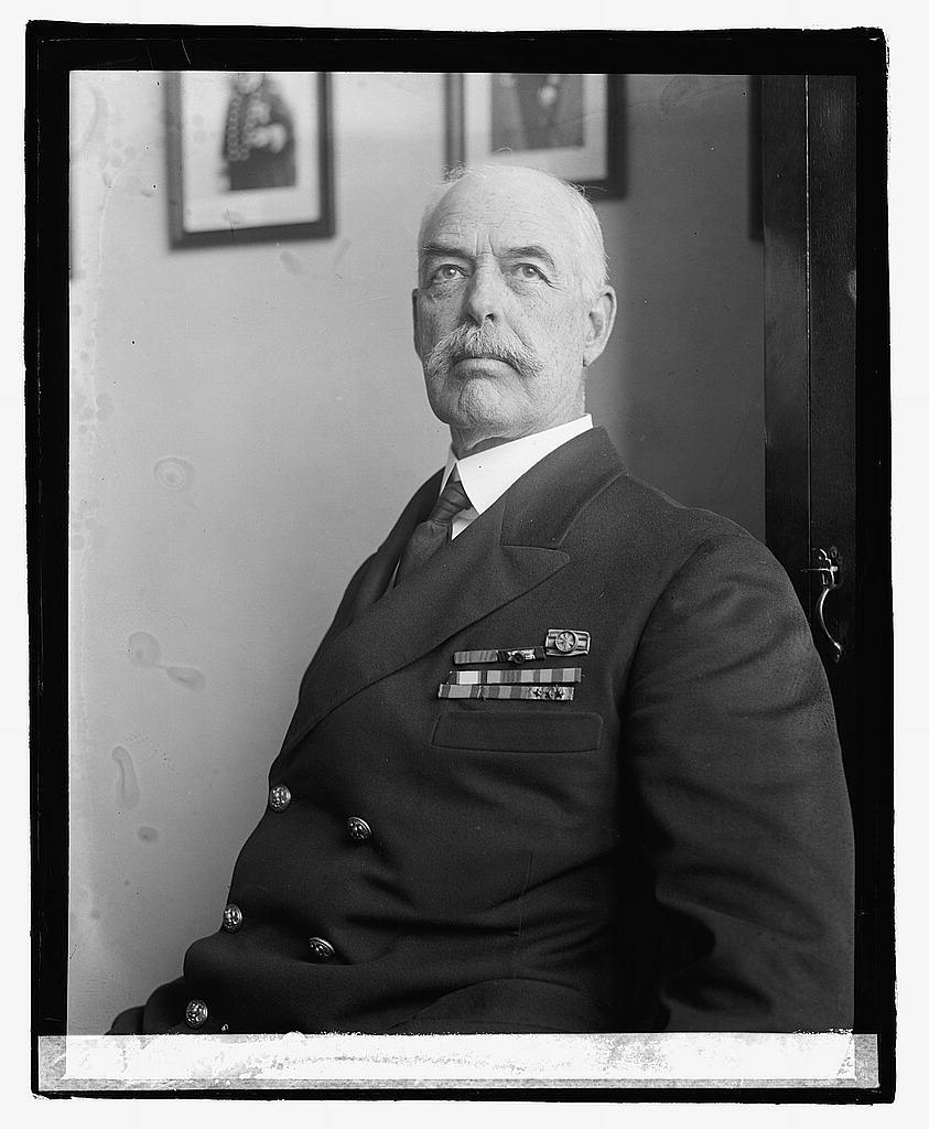 Rear Admiral Chas. P. Hunkett, 10/14/22