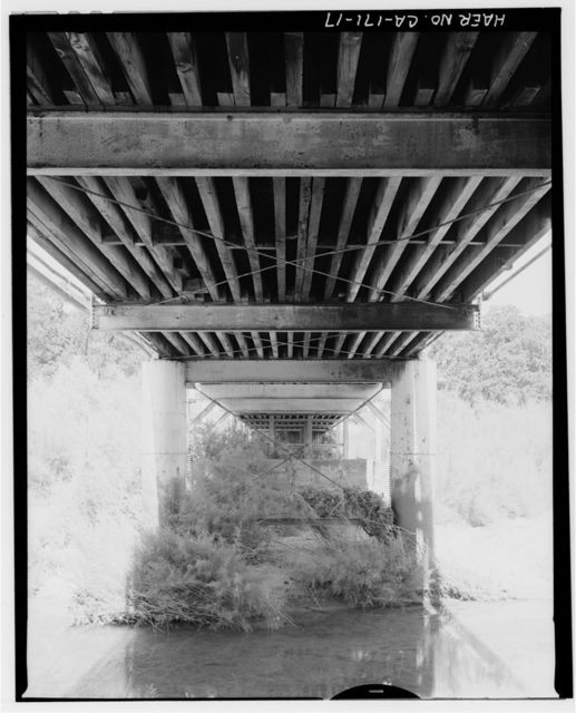 Red Bank Creek Bridge, Spanning Red Bank Creek at Rawson Road, Red Bluff, Tehama County, CA