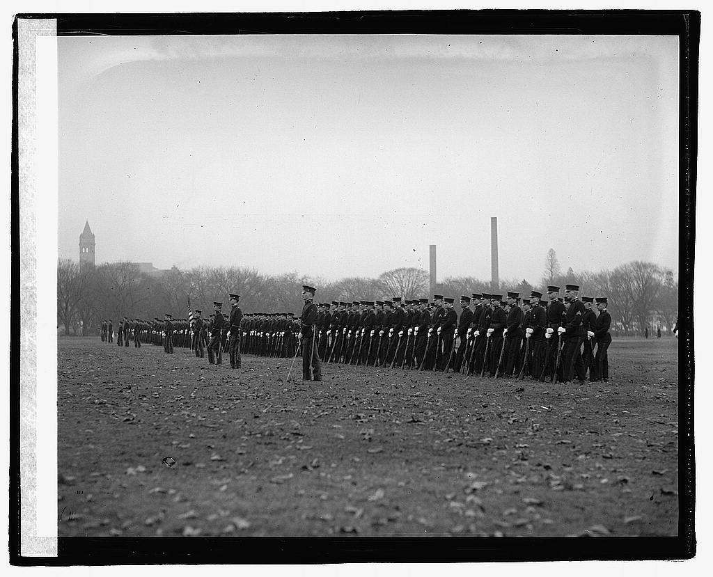 Regimental drill, 11/15/22