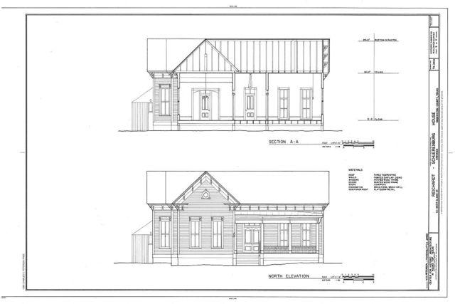 Reichardt-Schuerenburg House, 411 West Alamo Street, Brenham, Washington County, TX